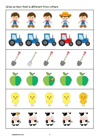 Farm Printable Pack Free Activity Sheet For Pre K K1 K2 Read More Malaysianm Activity Sheets For Kids Preschool Activities Preschool Learning Activities Toddler printable worksheets age 3