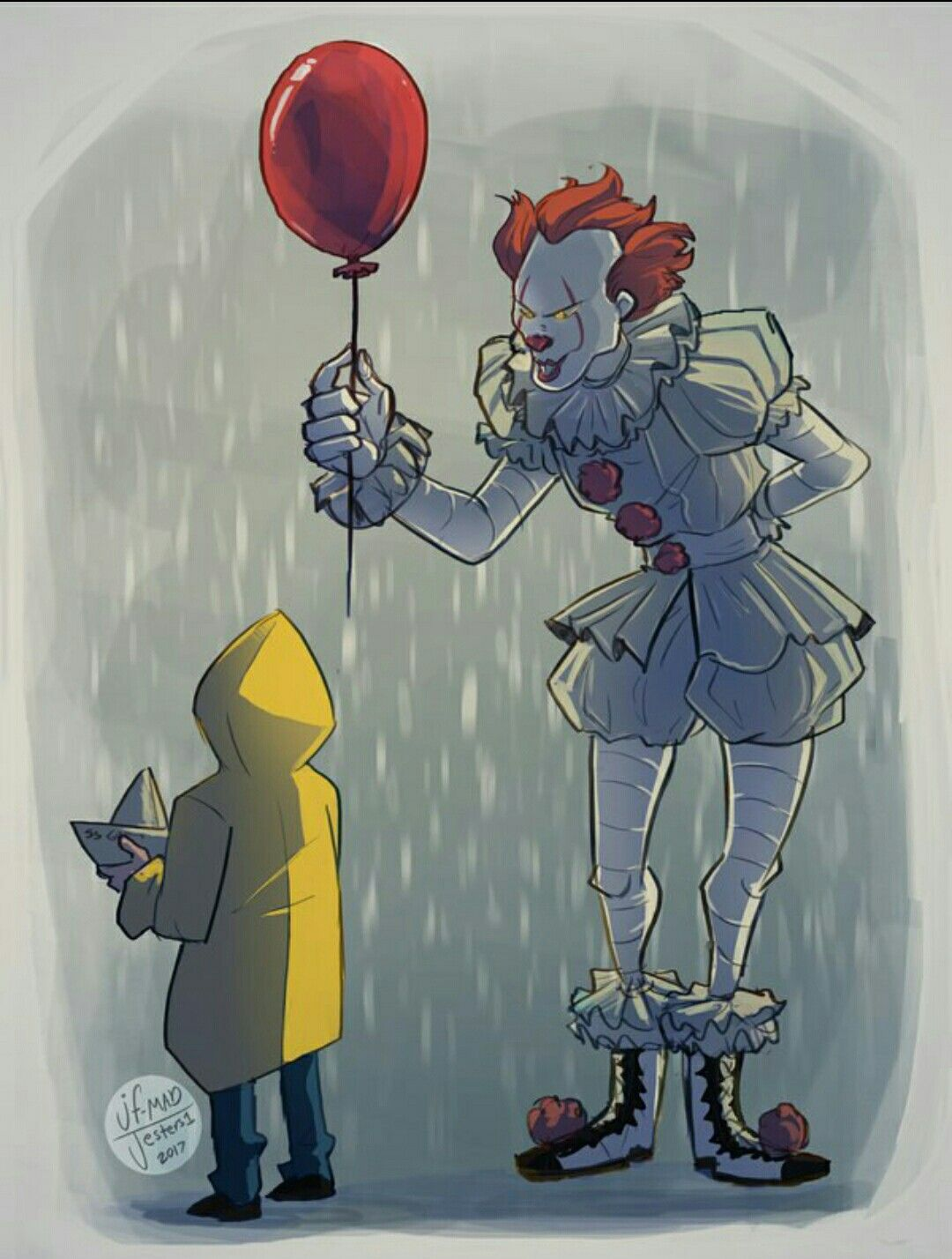 Pennywise Georgie With Images