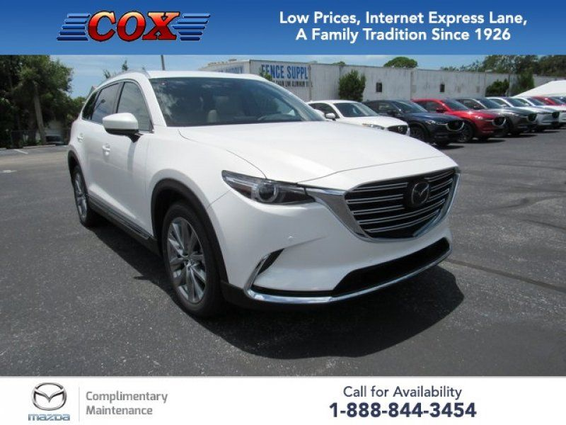 New 2018 Mazda CX9 in Bradenton, FL 483766551 1