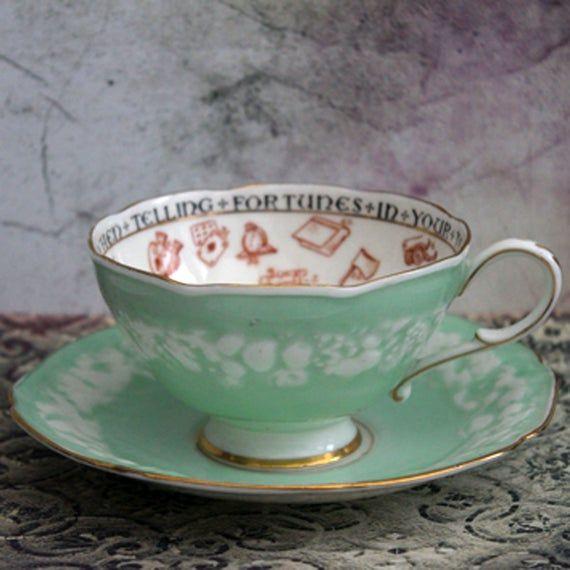 Photo of Fortuneます。 パラゴン号&云われる パラゴン吉です。 占いカップセットです。 Fortuneてくると思われます。 茶葉です。 占います。