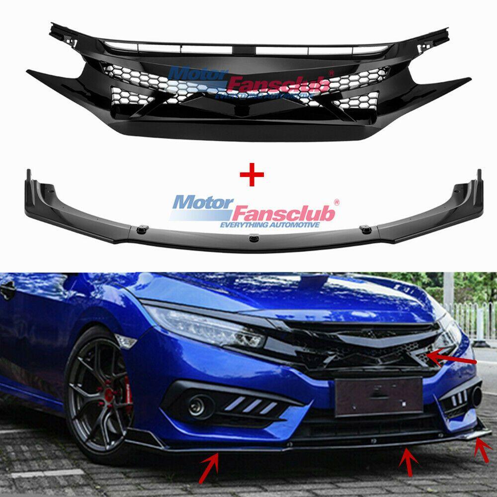 9100 Koleksi Modifikasi Mobil Honda Civic 2018 HD