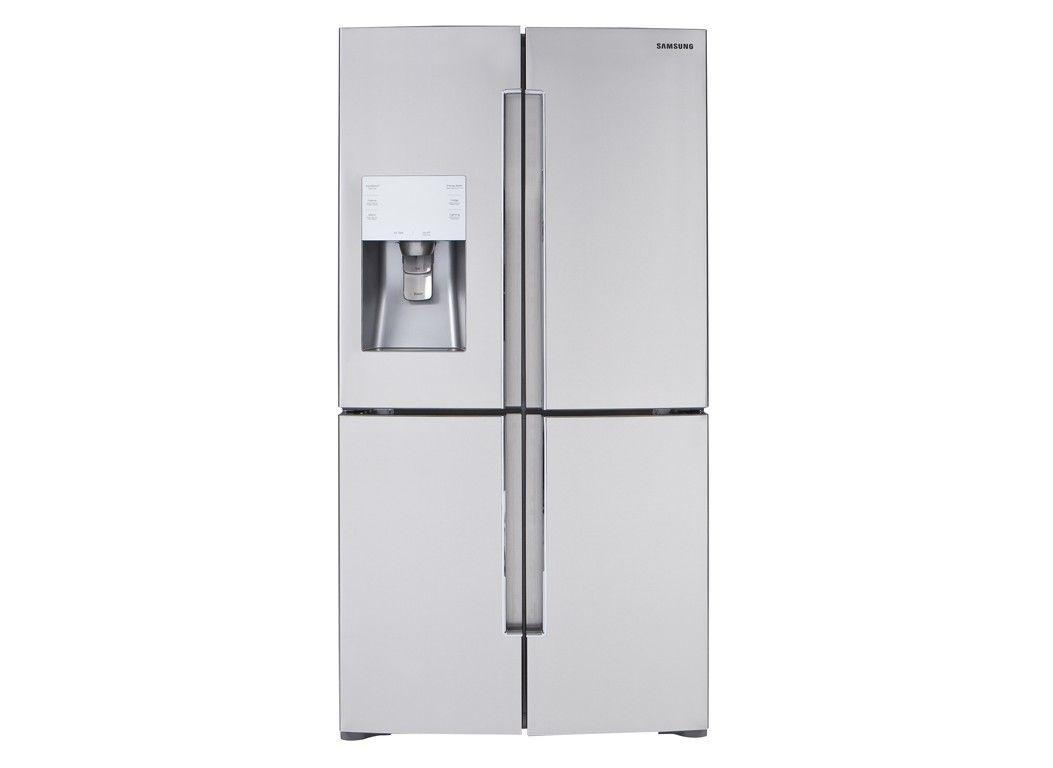 Samsung T9000 Rf32fmqdbsr Information From Consumer Reports Refrigerator Reviews Refrigerator Counter Depth Refrigerator