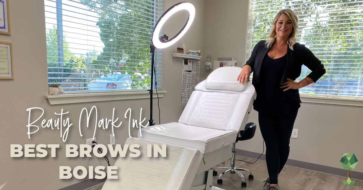 Want the Best Brows in Boise? It's Time You Meet The