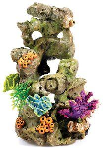 Classic Coral On Lava Rock 60l Biorb Aquarium Ornament Fish Tank Decoration 2922 Fish Tank Decorations Fish Tank Fish Tank Accessories