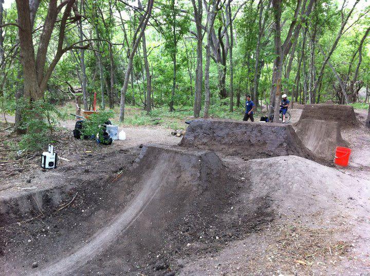 Tips For Building Good Dirt Jumps Pinkbike Forum Bike Trail