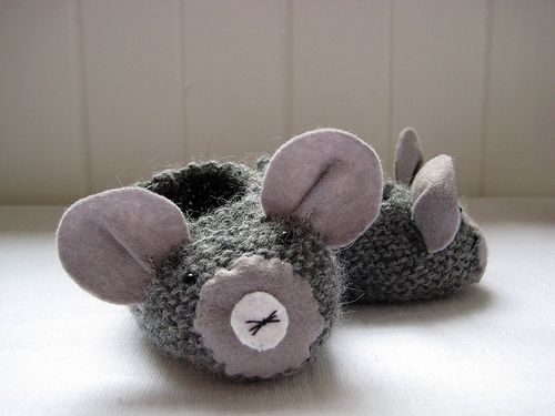 Little Grey Mice shoes