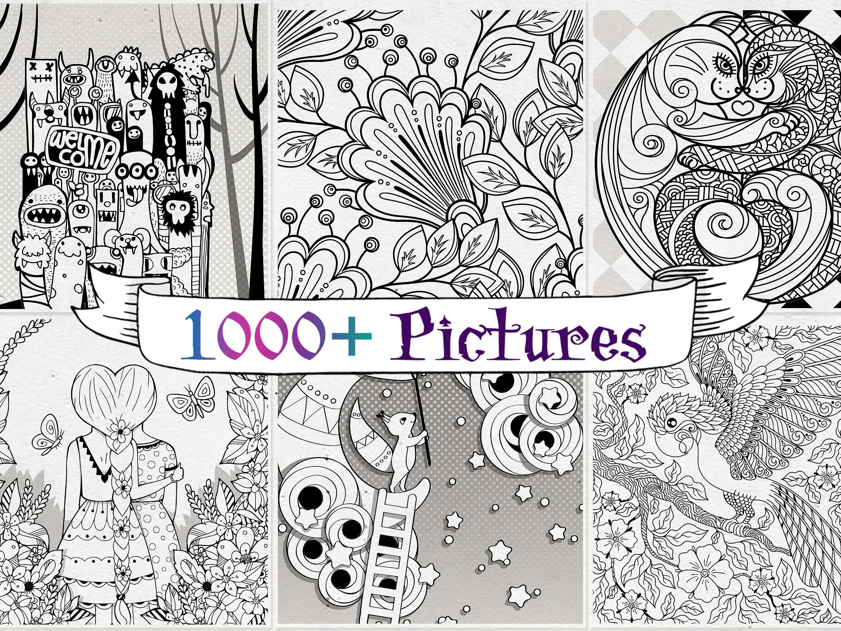530 Colouring Book For Adults Apk Download Hd