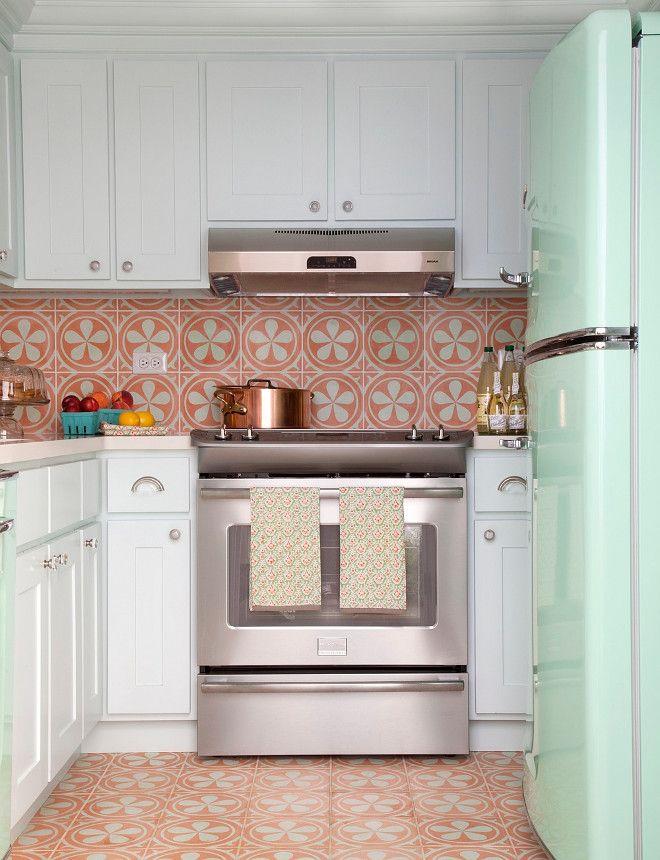 Cottage Kitchen Tiling Ideas Cottage Kitchen Ceramic Tile