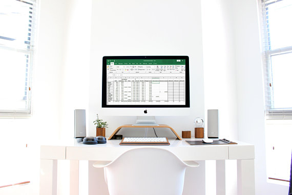 Spreadsheets for Business Excel Home Business Expense/Income Tax