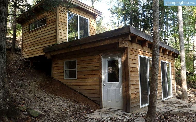 Spacious Luxurious Log Cabin for Rent in Red River