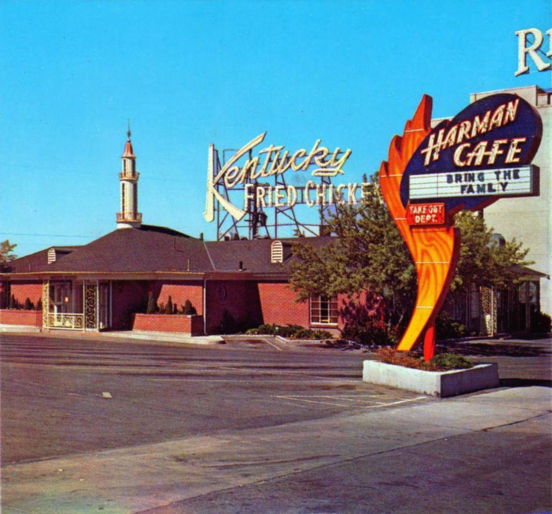 Sugar House Salt Lake City: Harman's Restaurant Salt Lake City 1300 East And 2100