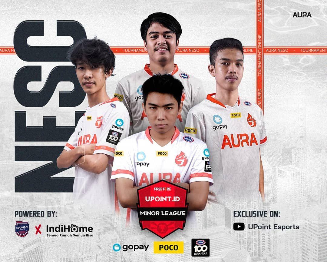 Aura Di Instagram Tomorrow Tim Aura Nesc Akan Kembali Hadir Dalam Ajang Turnamen Free Fire Upoint Indonesia Minor League S Aura Instagram Ilustrasi Karakter