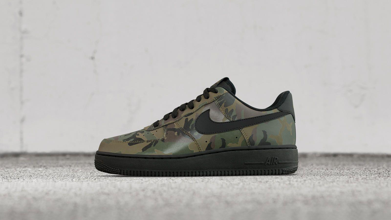 Nike Air Force 1 Low Camo Pack Jesien 2016 Calzado Nike Zapatillas Zapatos