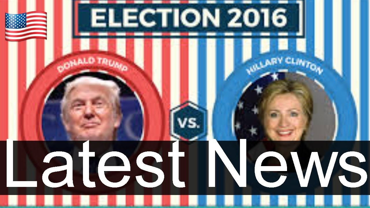 11 08 16 // NEWS ALERT: Donald Trump AND Hillary Clinton Latest News Today In Presid...