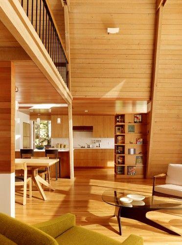 Best Burton Architecture Houzz Modern Kitchen Design 640 x 480
