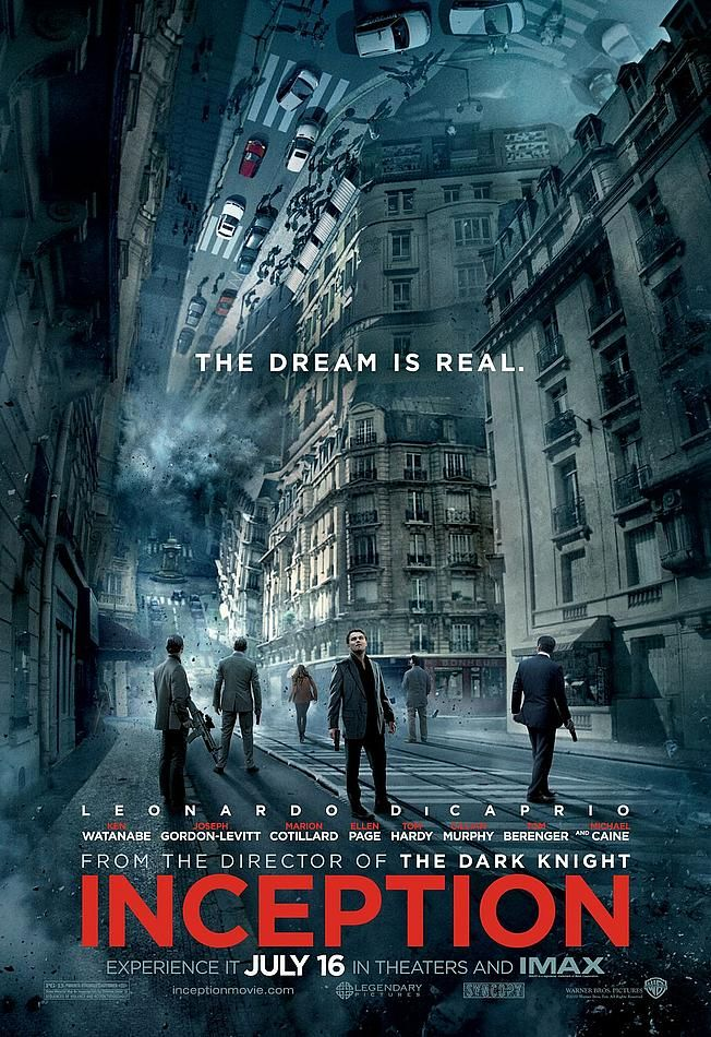 Inception 2010 Posteres De Filmes Posters De Filmes Filmes