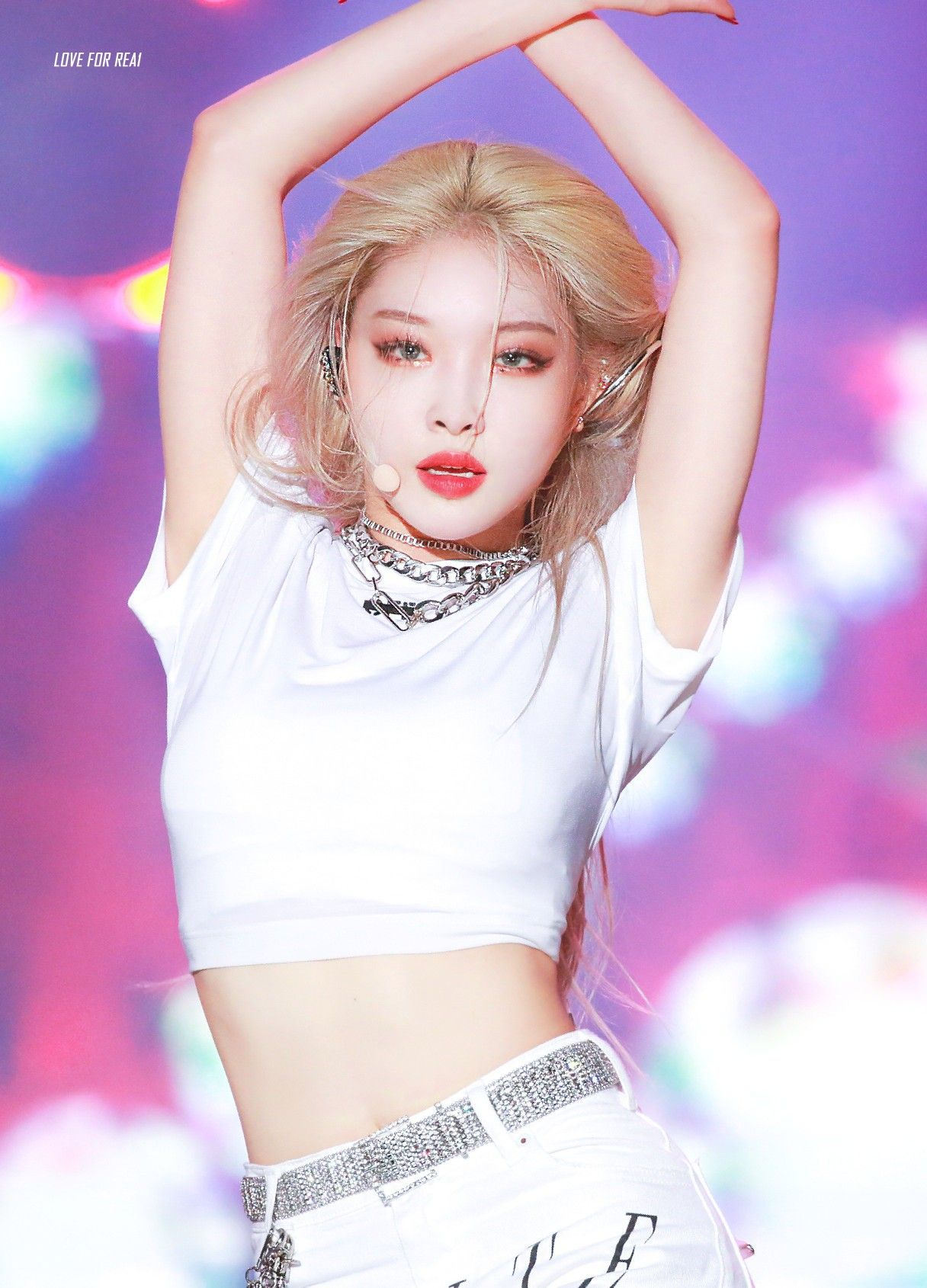 "190722 CHUNGHA ""Ulsan Summer Festival 2019"" (With"