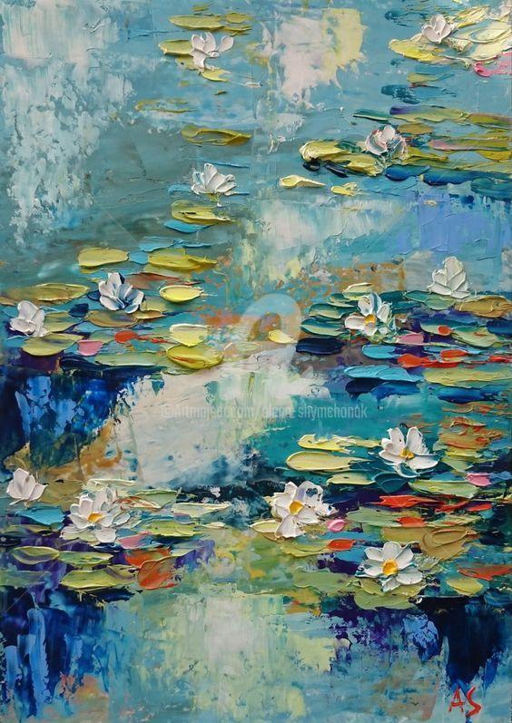 Oil Painting, Oil Painting On Canvas, Oil Painting