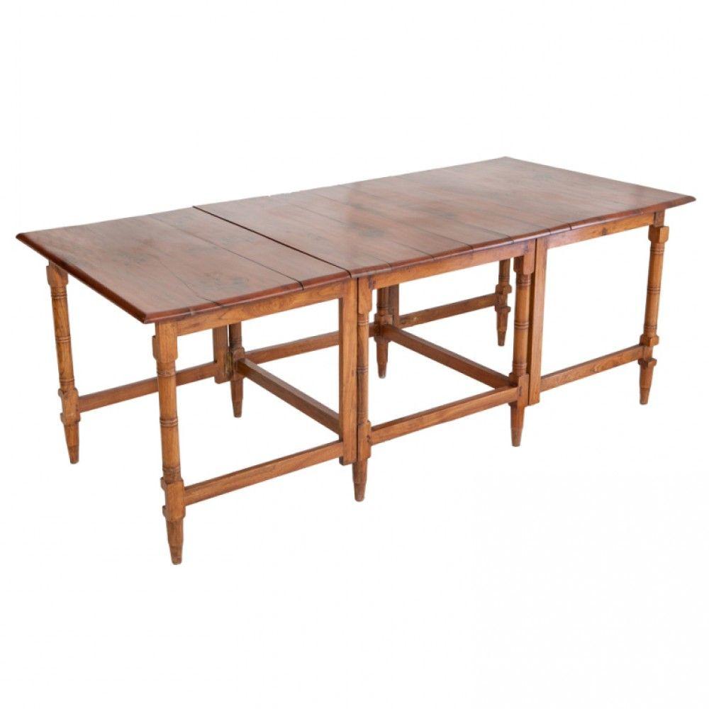 Teak Table Extensions