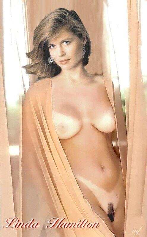 Fakes Linda evans nude