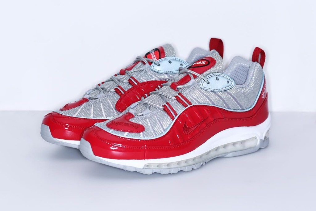 f46b6c7b10 NikeLab Officially Announces Supreme x Nike Air Max 98 Collaboration