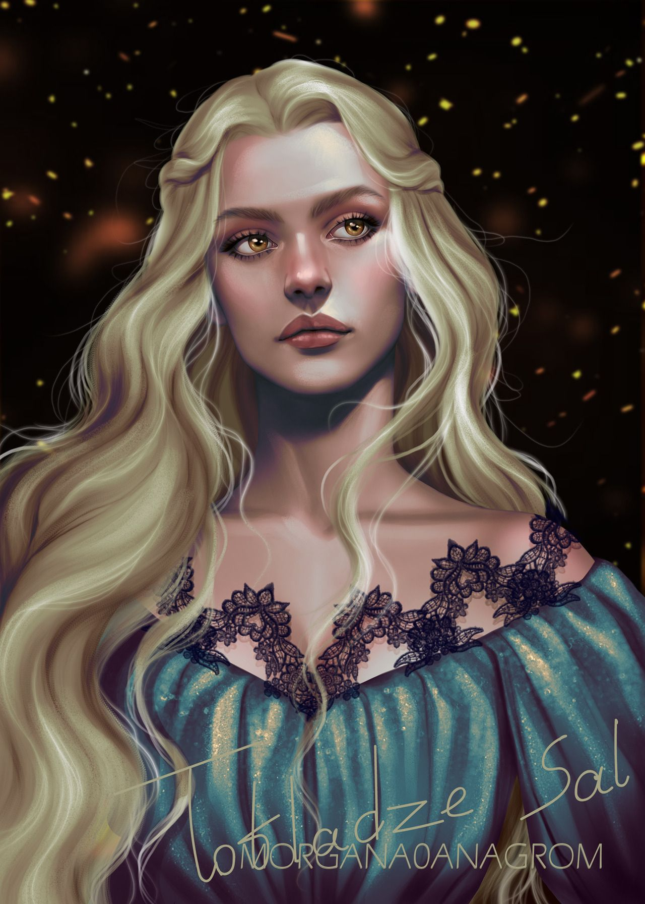 Image result for tella from caraval