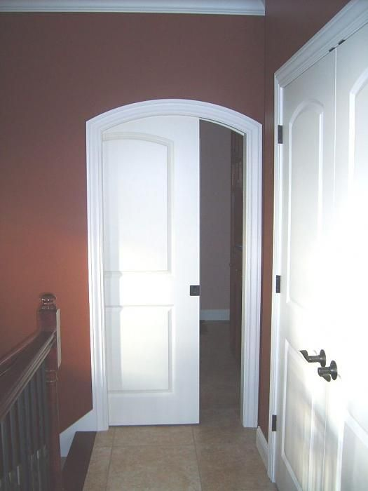 Could Install One Between Bedroom And That Little Hallway To The Walk In  Closet And The Bathroom   Would Mean We Need To Open The Wall Or Put Some  Sort Of ...