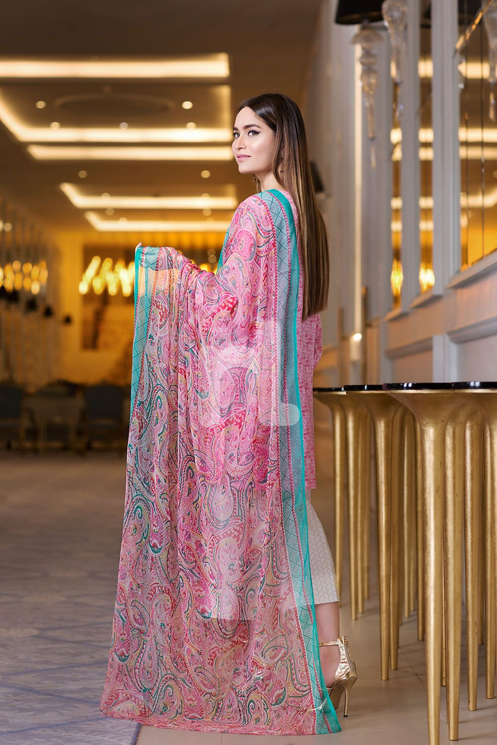 6708335e394 Buy this elegant printed lawn dress at a best price by Nishat Linen  embroidered casuals 2018 wintercollection  blackfriday  readytowear   pretwear ...