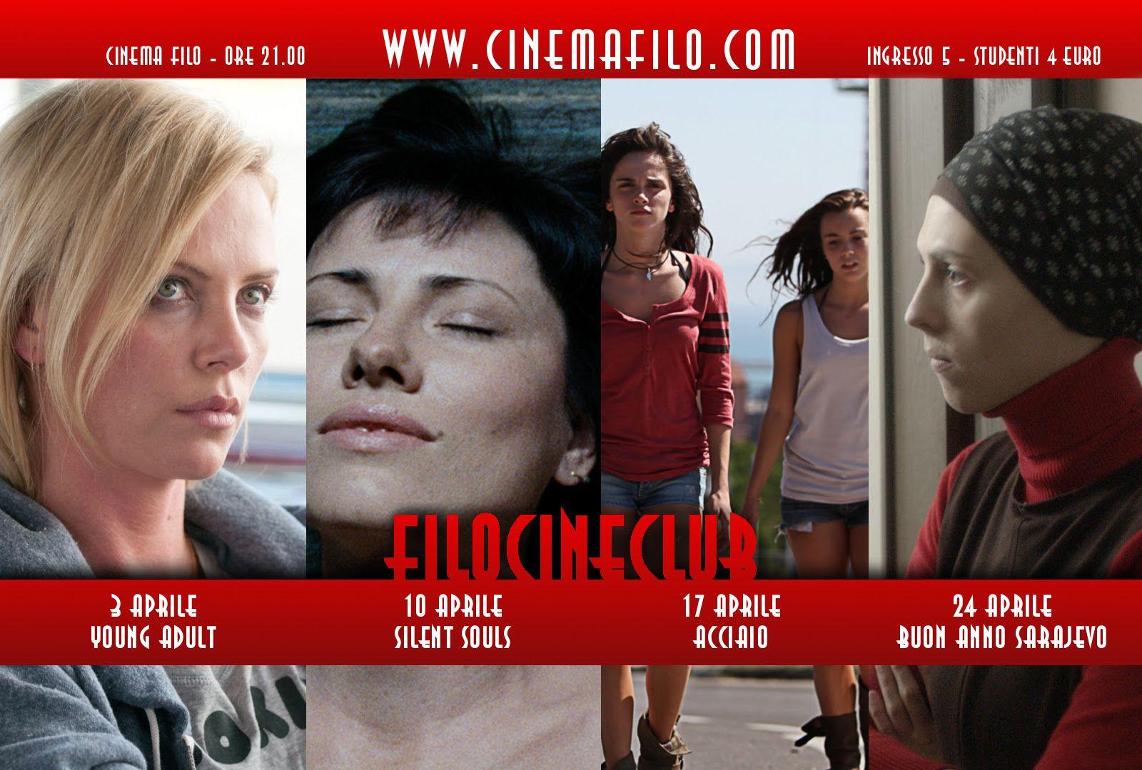 aprile Film, Cinema