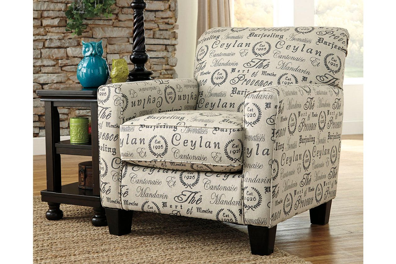 Alenya Chair Ashley Furniture Homestore Accent Chairs