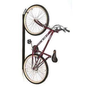 Bike Trac Vertical Bike Racks With Images Indoor Bike Storage