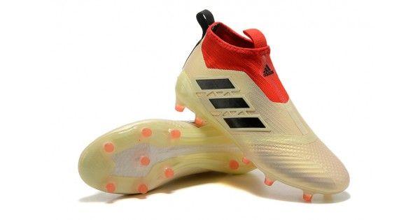 8e091ab587d8d Compras Botas De Futbol Adidas ACE 17+ Purecontrol Confed Cup FG Blanco Rojo