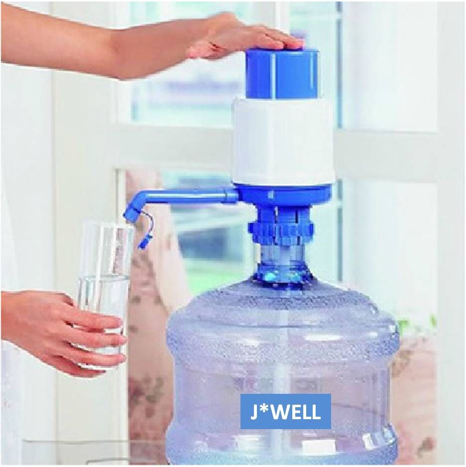 Easy Drinking Water Bottle Faucet Hand Press Pump For Bottled Water Gallon Dispenser Tools Home Office School Fa Gallon Water Jug Gallon Water Bottle Water Jug