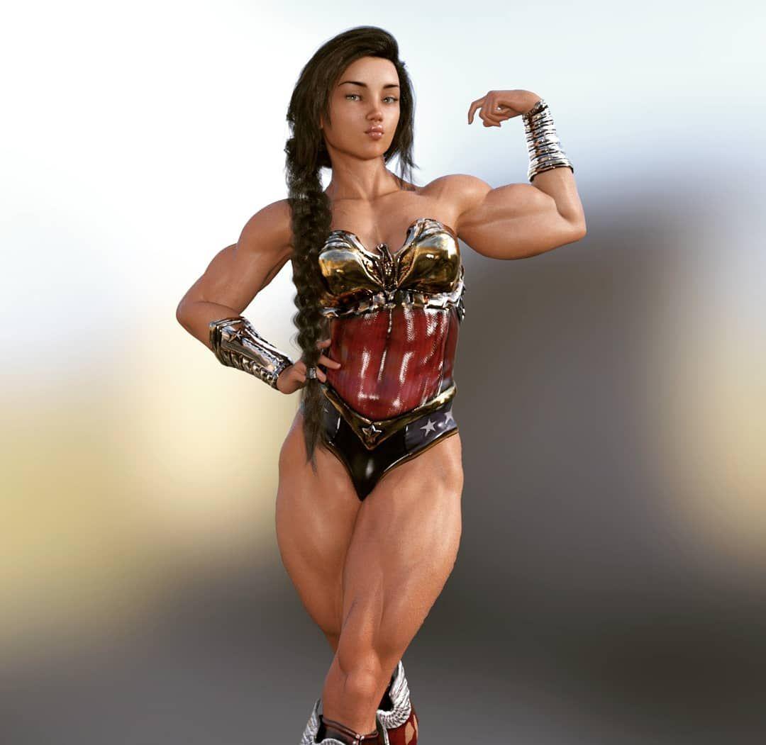 Female domination warriors — img 11
