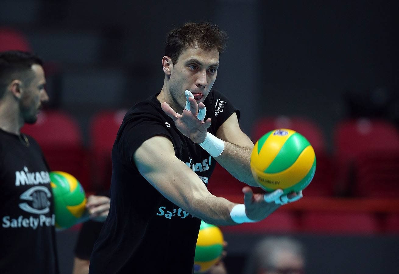 Aleksandar Atanasijevic Coaching Volleyball Volleyball Players Volleyball