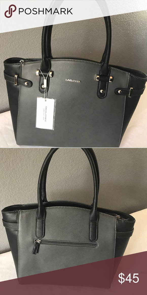 30d022ed35f7 David Jones Paris Collection Brand new. Straps included Bags