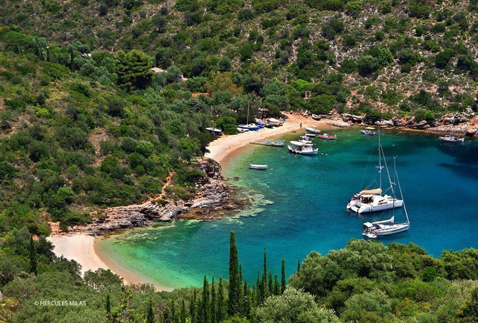 Ithaka, Greece