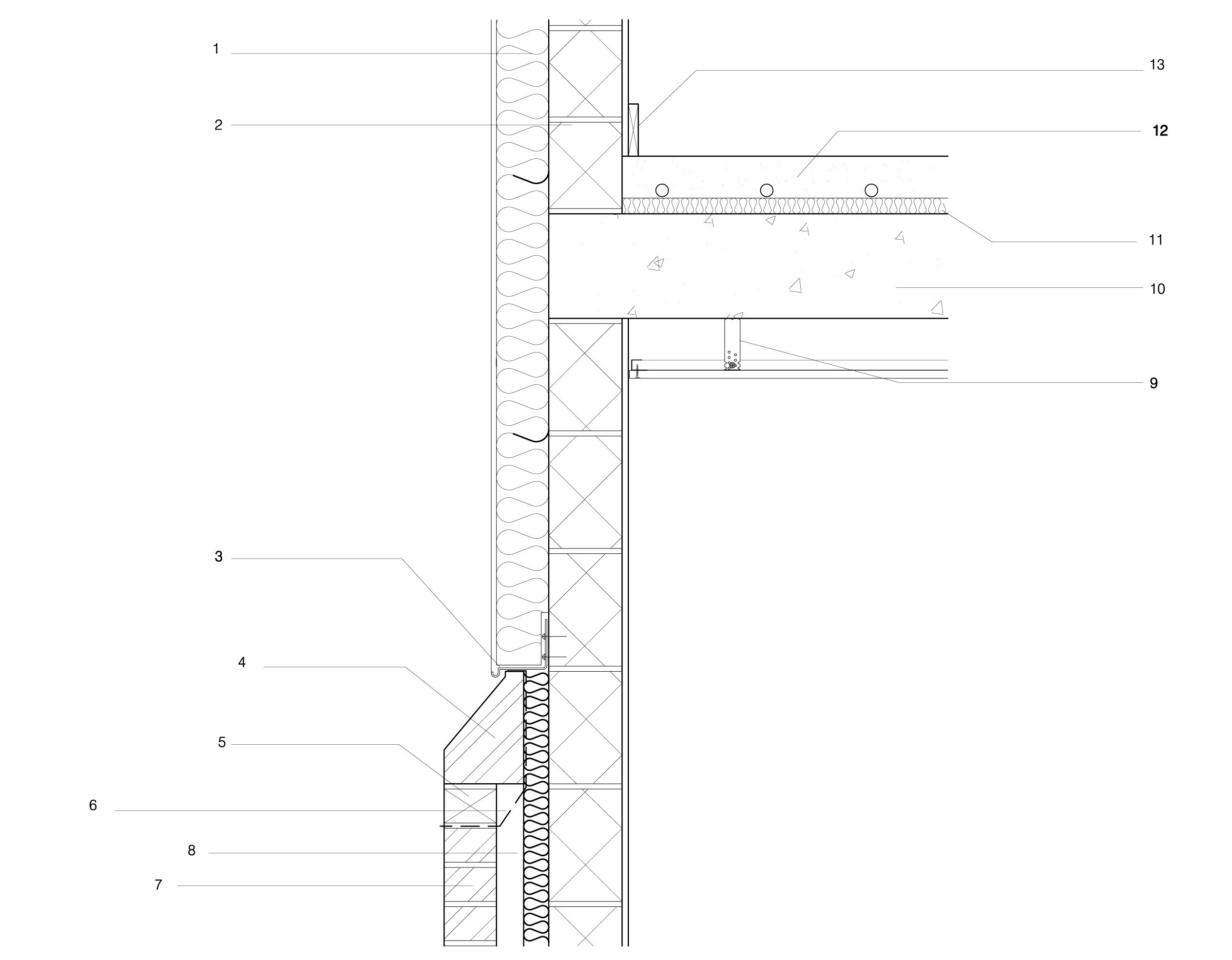 Detail Design Onlinetwo Types Of Wall Technical Drawing Technical Drawing Design Details Design