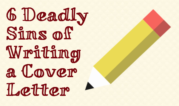 Hiring Manager Reveals 6 Cover Letter Mistakes. For More Job Search Tips,  Visit Www