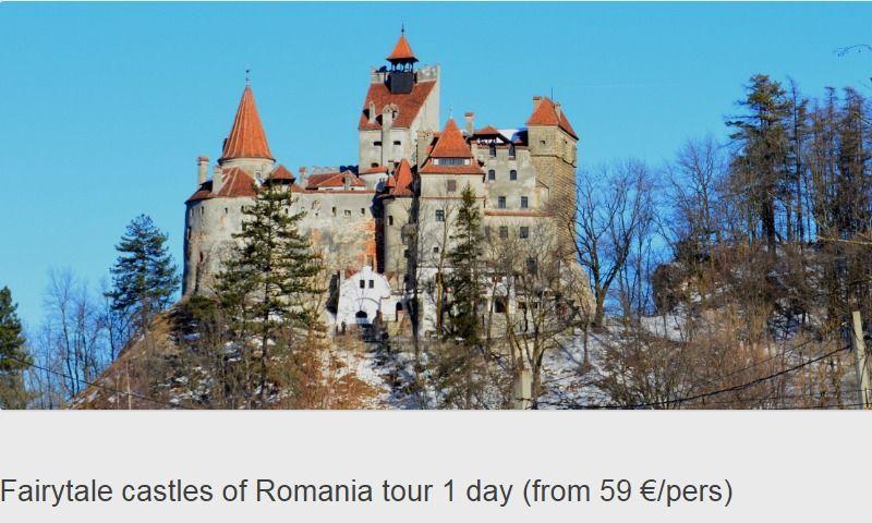 Fairytale #castles of #Romania private tour | Secret Romania