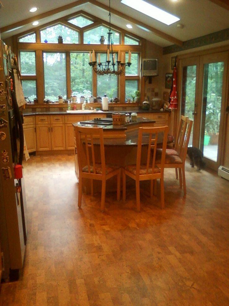 Kitchen floor upgrade.   Kitchen flooring, Flooring, Diy ...