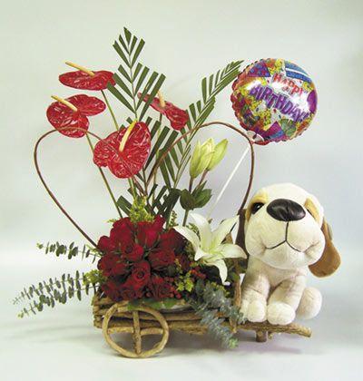 Feliz Cumpleaños Arreglos Florales Arreglos Florales