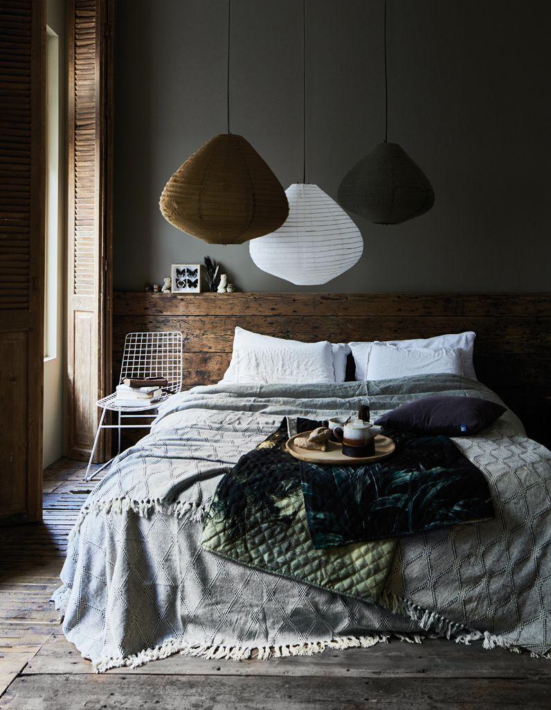 Nos 19 plus belles chambres cocooning - Elle Décoration  Chambre