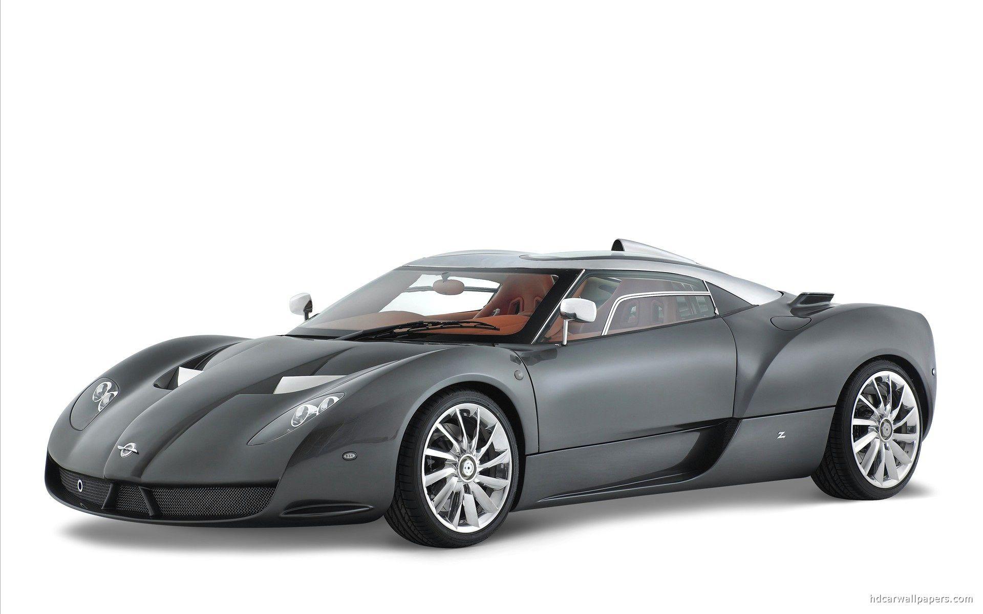 Black Spyker C12 Zagato Dream Cars Cars