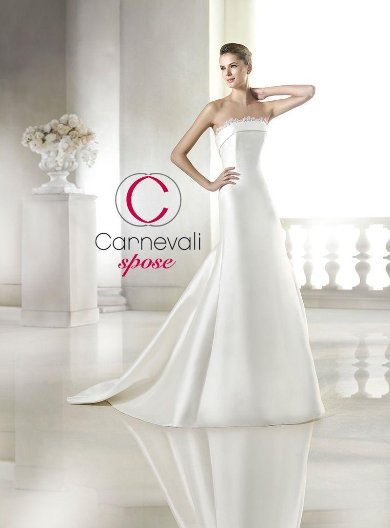 Carnevali Spose Mobile - Vestiti da sposa - Photogallery - San Patrick  Costura 2f024cc4639