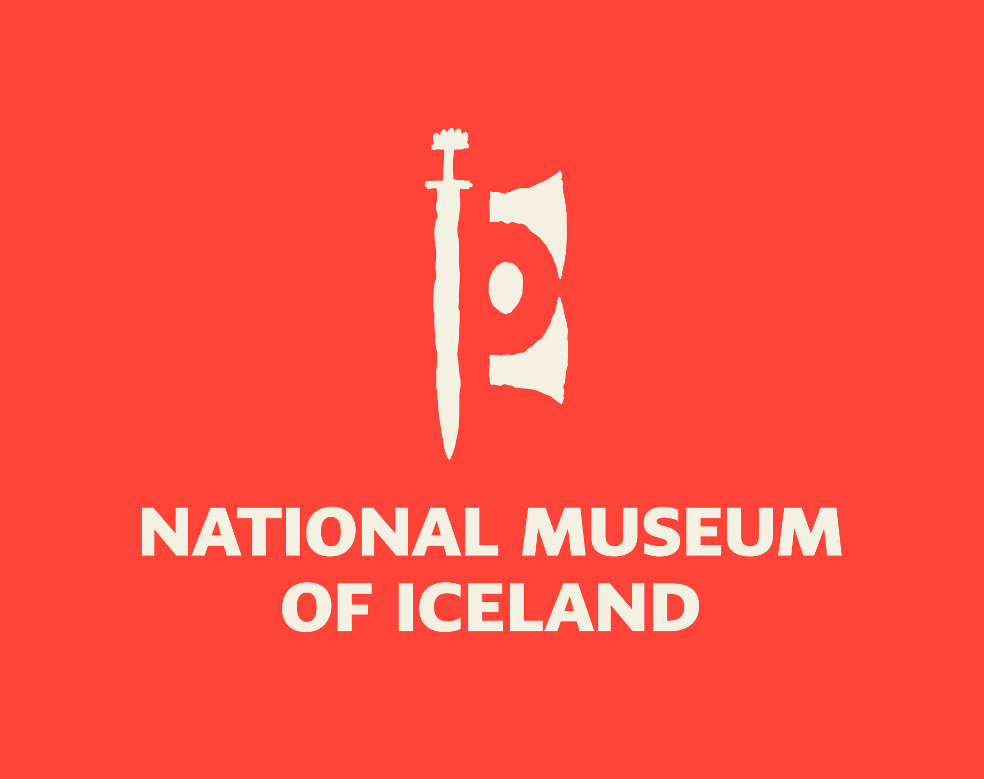 New Identity For National Museum Of Iceland By Jonsson Lemacks And Siggi Odds National Museum Museum Logo Museum
