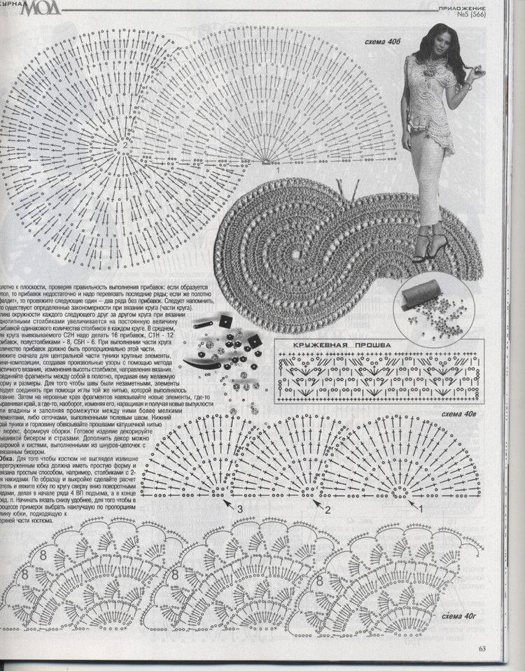 casaca+top+en+pico+patrones+de+crochet4.jpg 750×959 píxeles ...