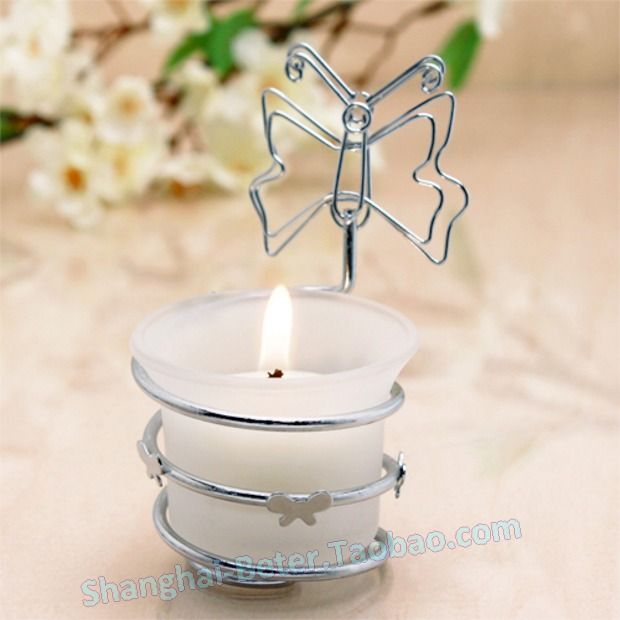Wedding decoration romantic butterfly tealight holder wj027 http wedding decoration romantic butterfly tealight holder wj027 httpworld taobao junglespirit Images