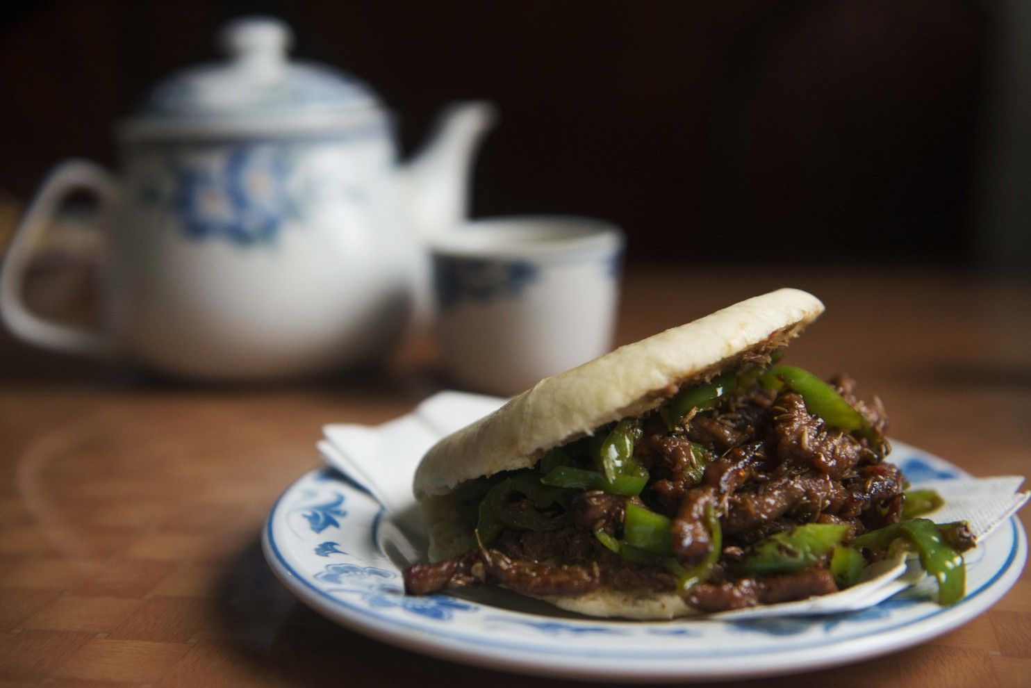 The 20 Diner Panda Gourmet Dazzles With Genuine Sichuan And Shaanxi Cooking At A Days Inn Chinese Restaurant Gourmet Cooking