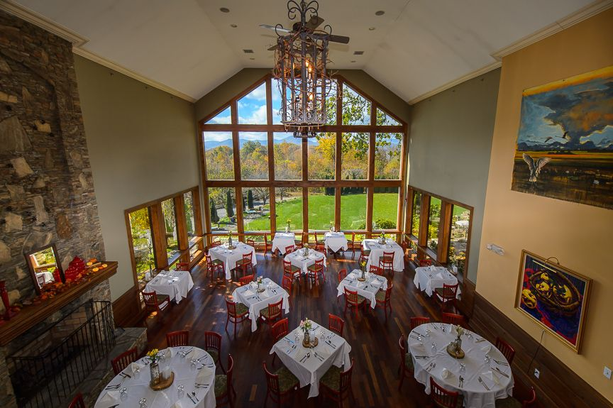 The Table Restaurant The Inn at Crestwood Wedding